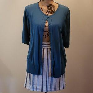 Loft Sweater & Skirt